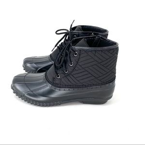 Cloudwalkers Women's Mona Quilted Weather Boot 10W